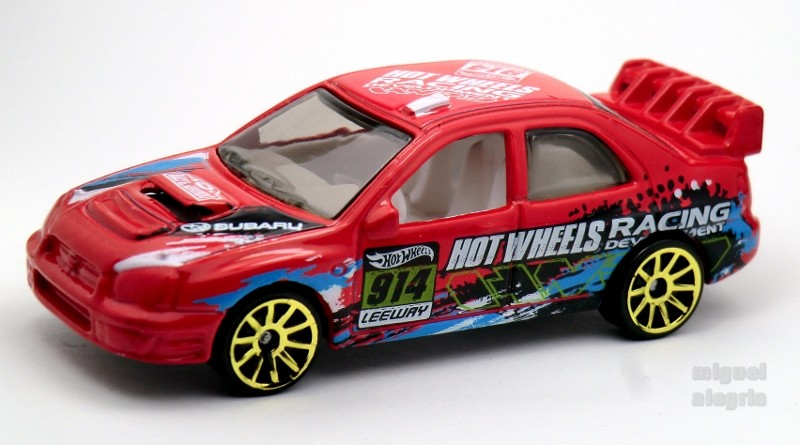 Subaru Impreza Hot Wheels Wiki