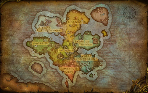 how to leave en wow