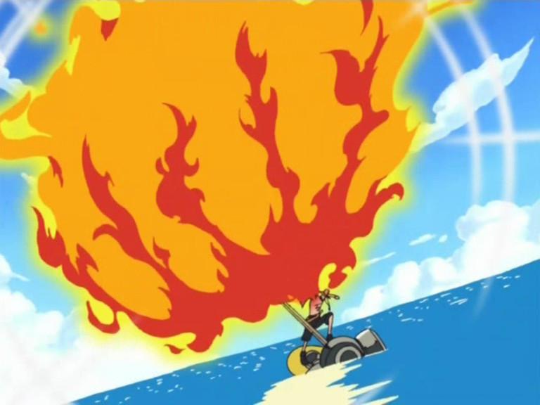 7 Jurus Tokoh One Piece Yang Memakan Banyak Korban Jiwa