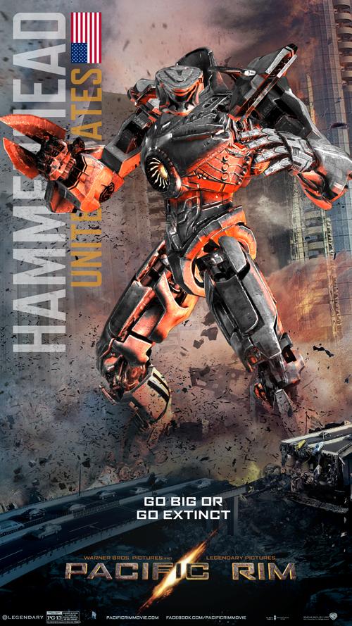 Hammerhead - Custom Pacific Rim Wiki Pacific Rim Hammerhead