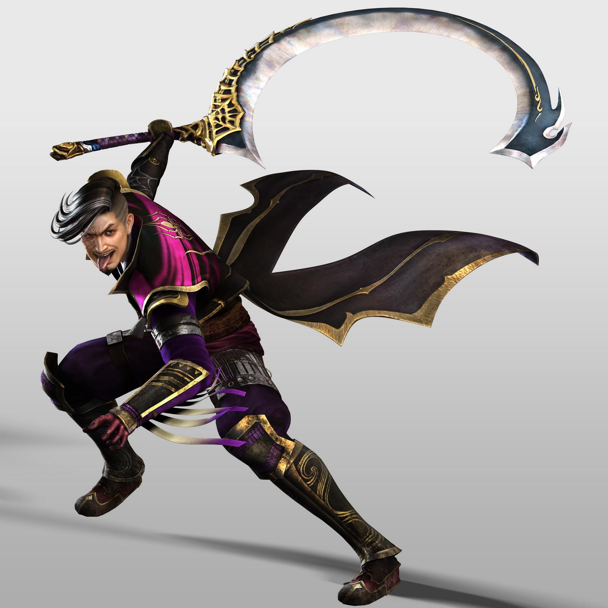 Warriors Orochi 4: Hisahide Matsunaga