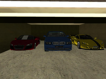 My Garage in LV