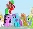 My Little Pony: Rivalry is Magic