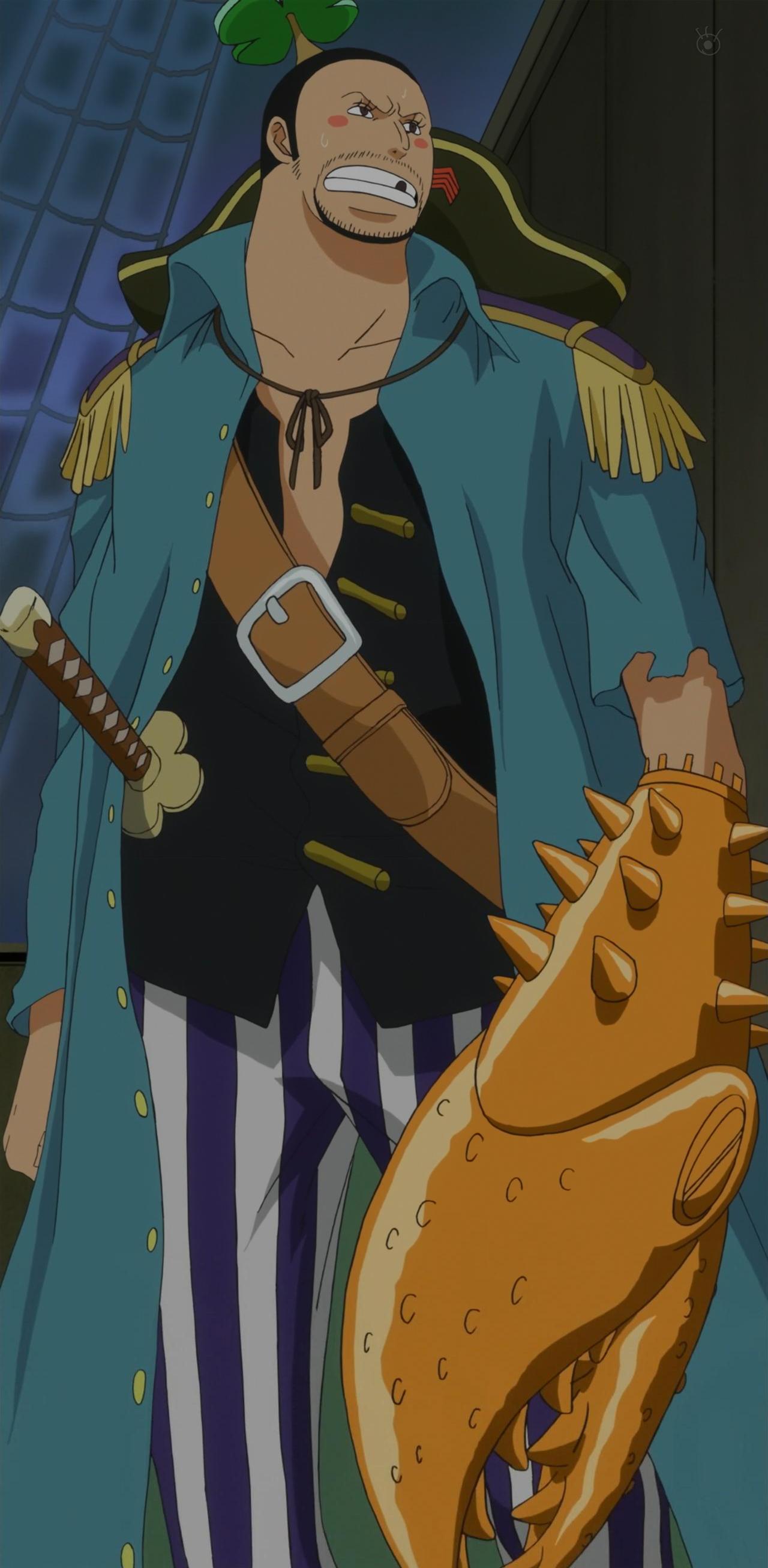 Gyro - One Piece Encyc...