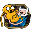Adventure time rhythm heroes badges and patches