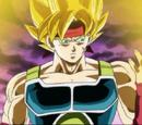 Vegeta poder máximo (saga de Freezer) vs Bardcok SSJ (OVA)