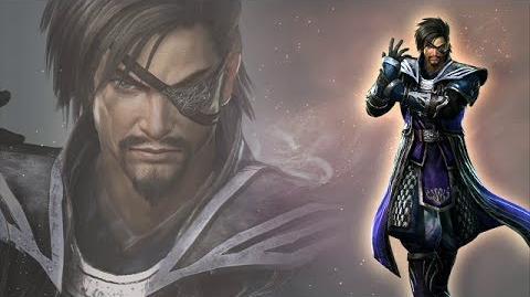 無双OROCHI2 アルティメット - Xiahou Dun Mystic weapon