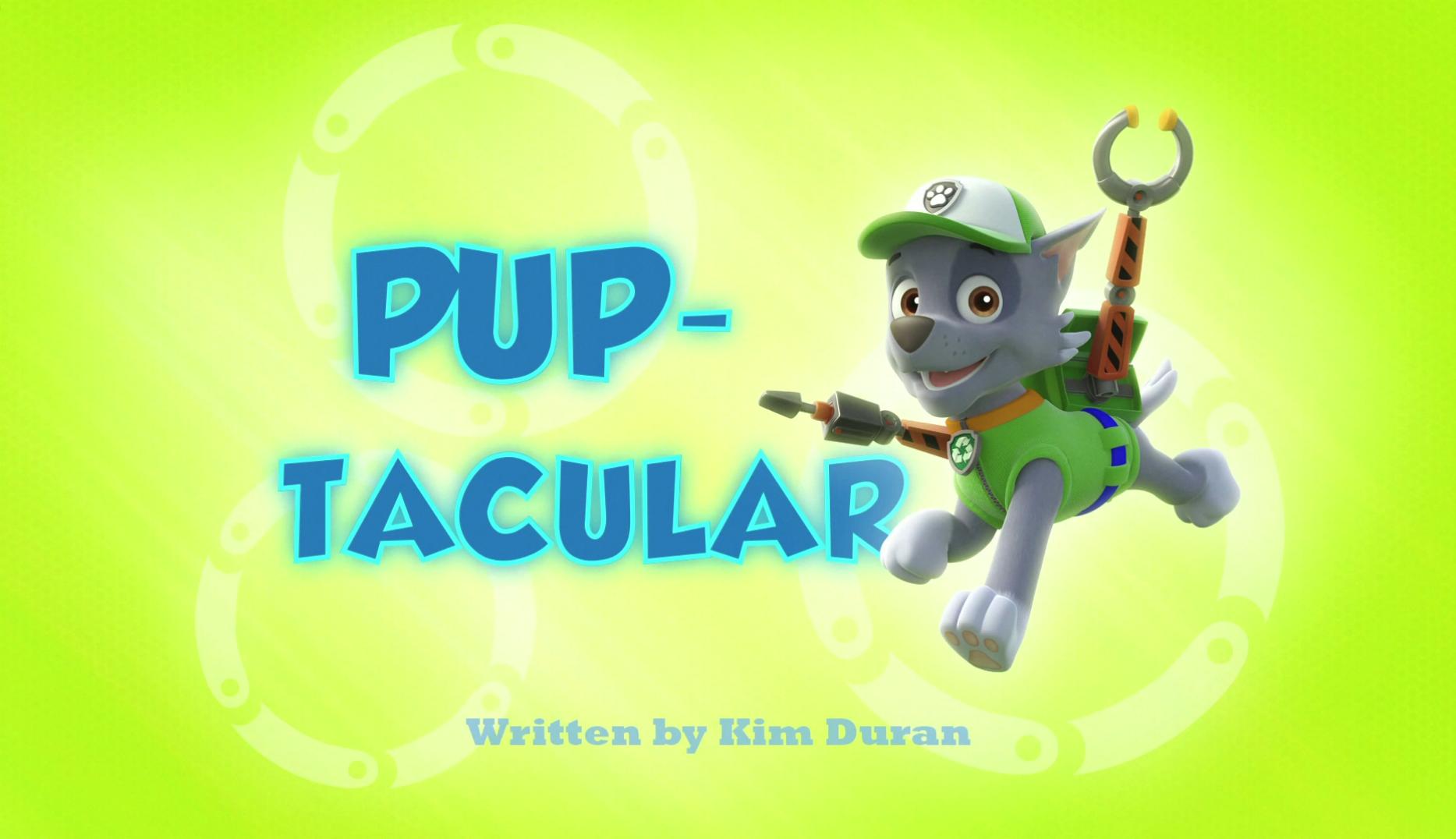 Pup Tacular Paw Patrol Wiki