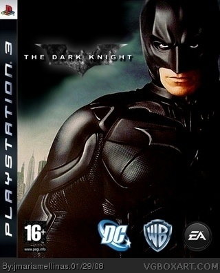 dark knight games