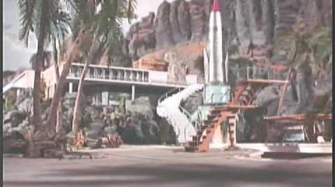 Thunderbird 1 Launch Sequence