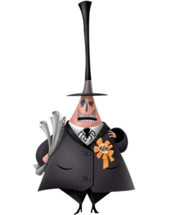 Mayor of Halloween Town - The Nightmare Before Christmas Wiki