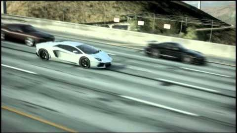 Need for Speed The Run - Трейлер к запуску игры