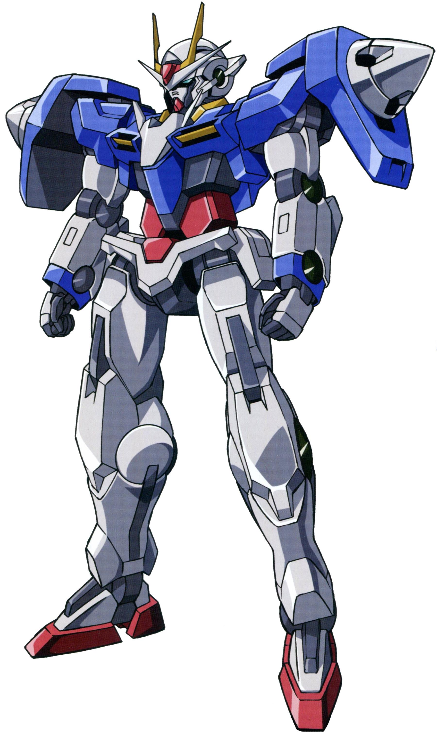 GN-0000 00 GundamFan Feed
