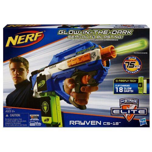 Rayven Cs 18 N Strike Elite Nerf Wiki Wikia