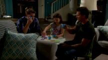 Delia, Billy & Dylan have a tea party!