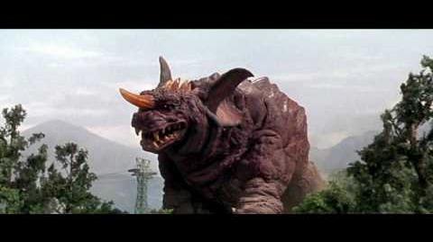 Baragon Millennium Roars