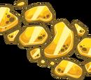 Gold Walkway