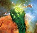 Anillo de Linterna Verde
