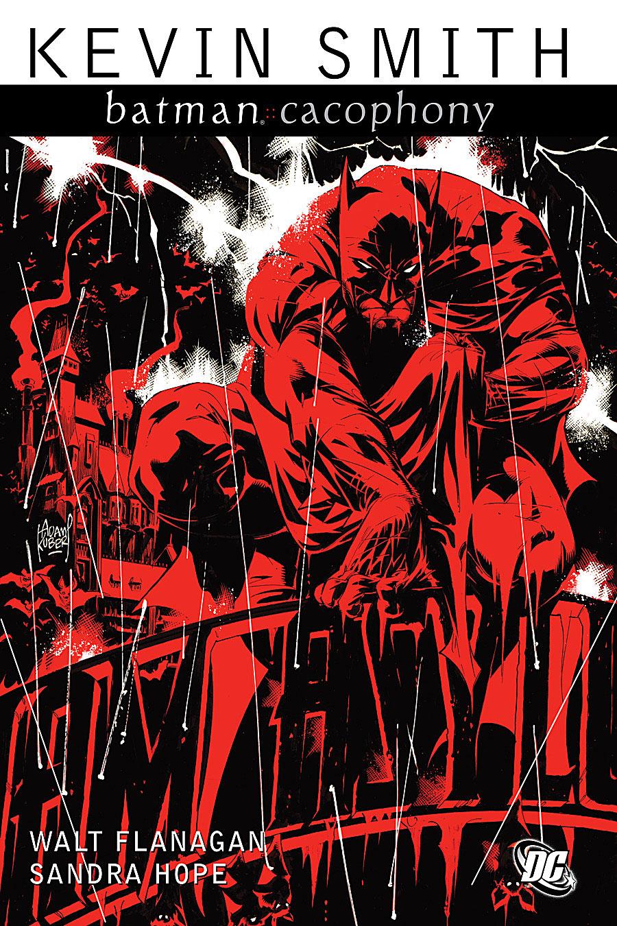 Batman Cacophony 1 Batman Cacophony Trade
