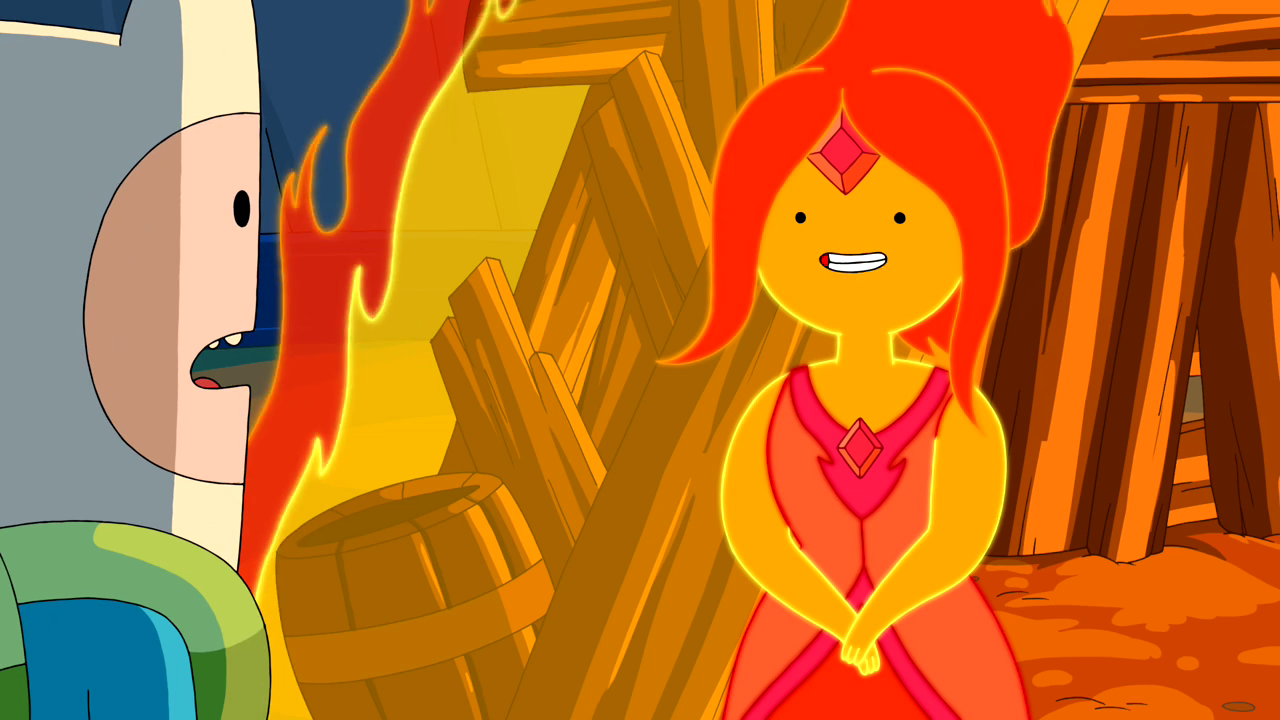 Flame Princess s houseFlame Princess And Finn Kids