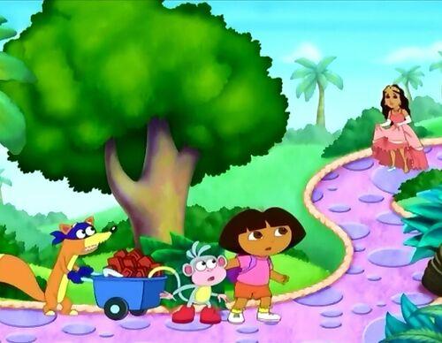 Dora Saves The Three Little Pigs Dora The Explorer Wiki