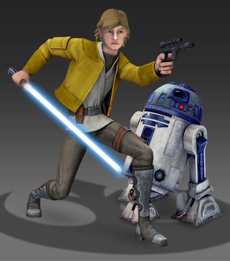 Skywalker Rebel Rebels Luke Skywalker Fan