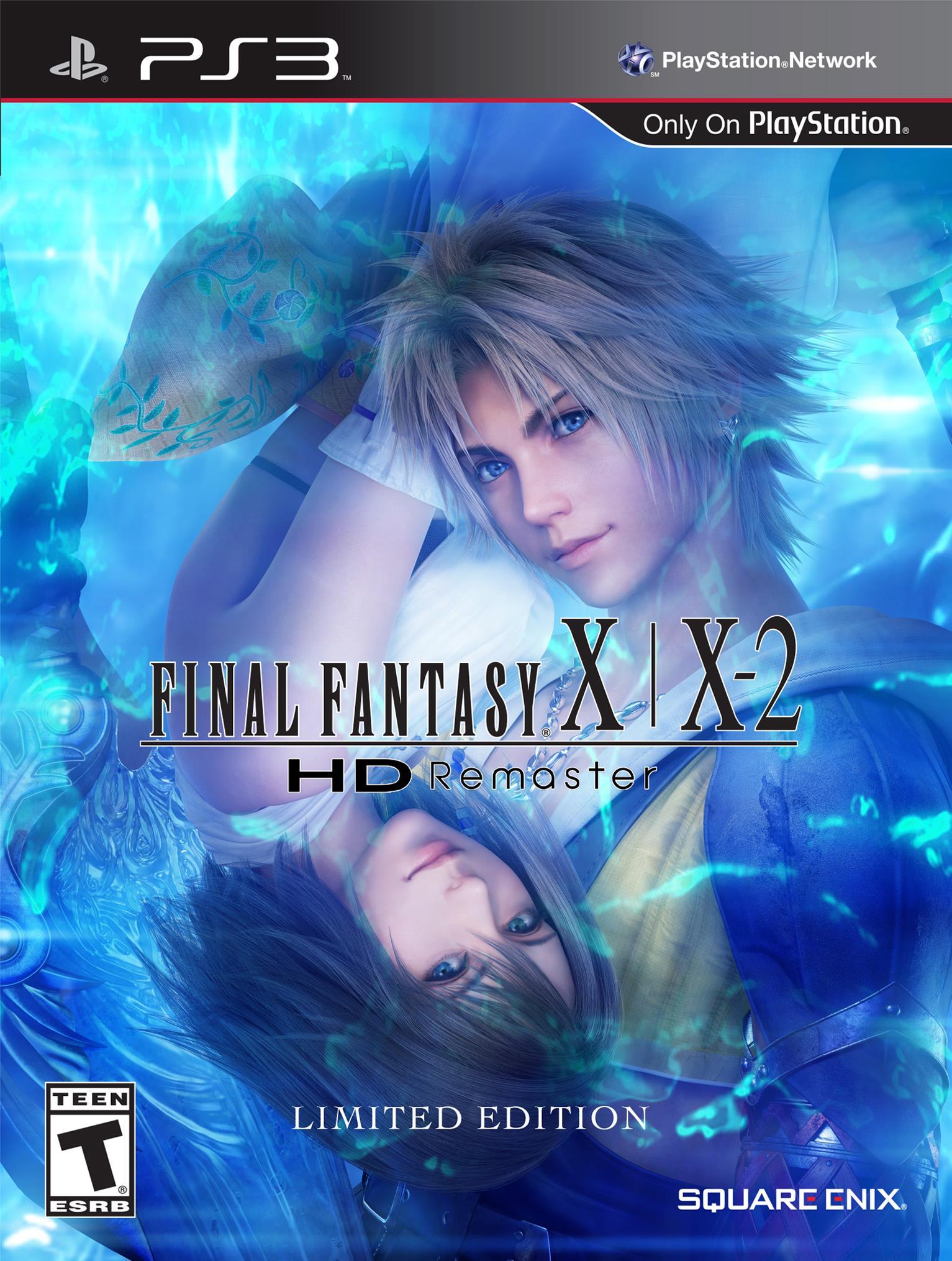 FFX/X2 HD