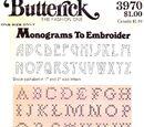 Butterick 3970 B