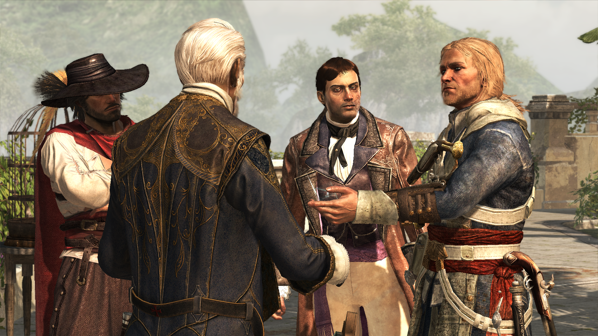 Woodes Rogers - Assassin's Creed Wiki - Wikia