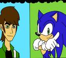 Ben 10 Sonic X game creator.