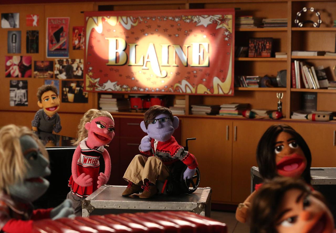 Puppet Master Glee Wiki Wikia