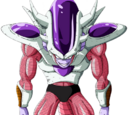 Freezer Tercera Forma vs Super Garlick Jr