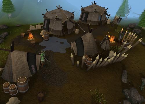 Elf camp the runescape wiki
