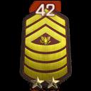 Rank 42