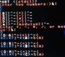 THOLITU Programming Language Interpreter