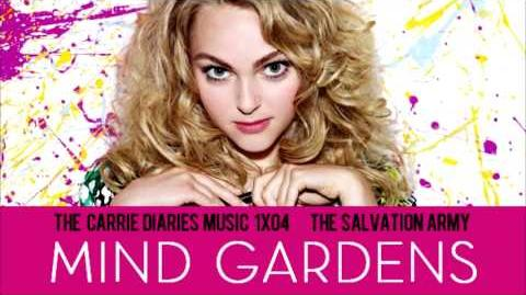 Carrie Diaries 1x04 Mind Gardens - The Salvation Army
