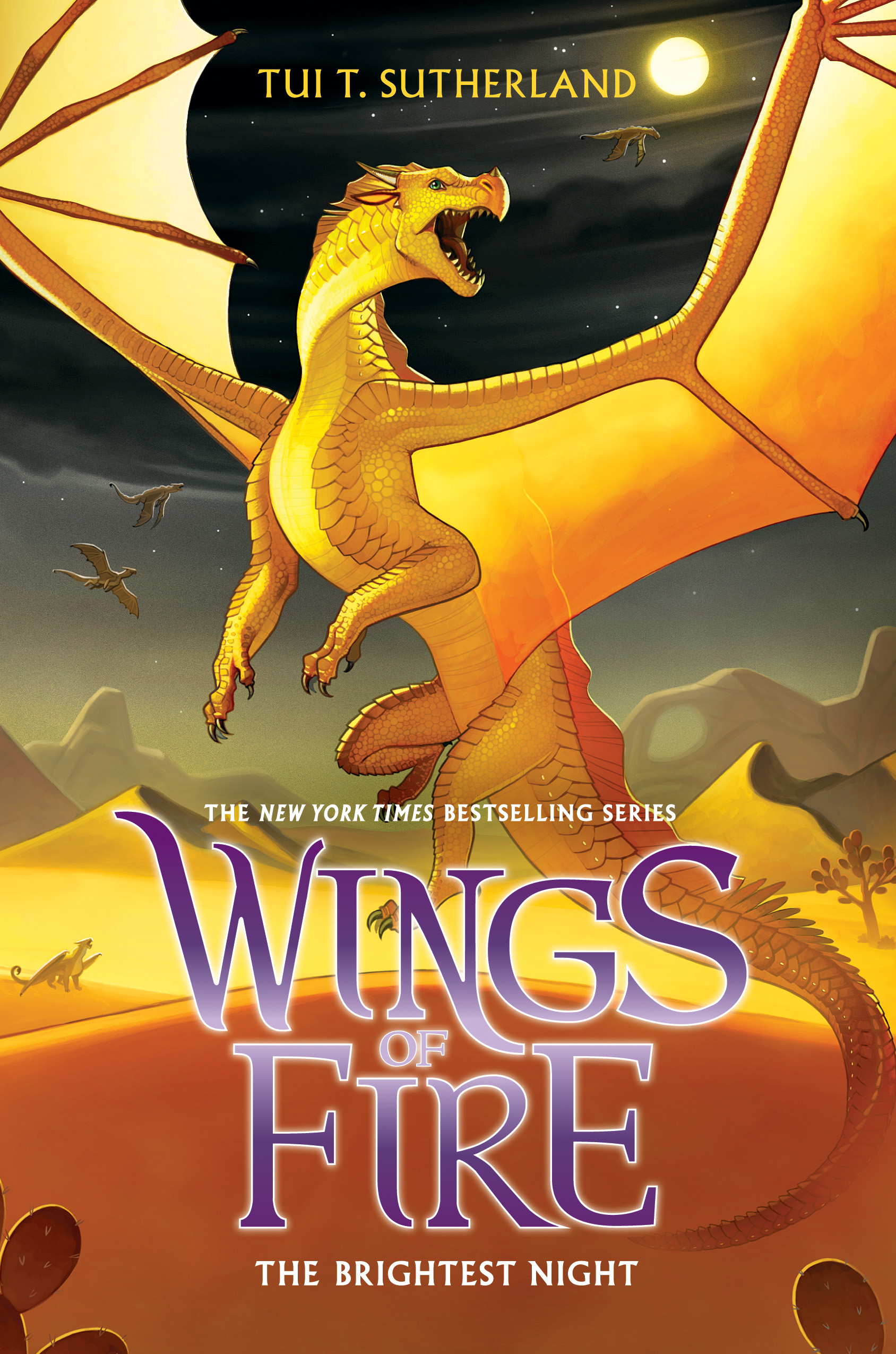 The Brightest Night Wings Of Fire Wiki