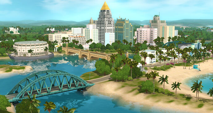 Roaring Heights screenshot 2