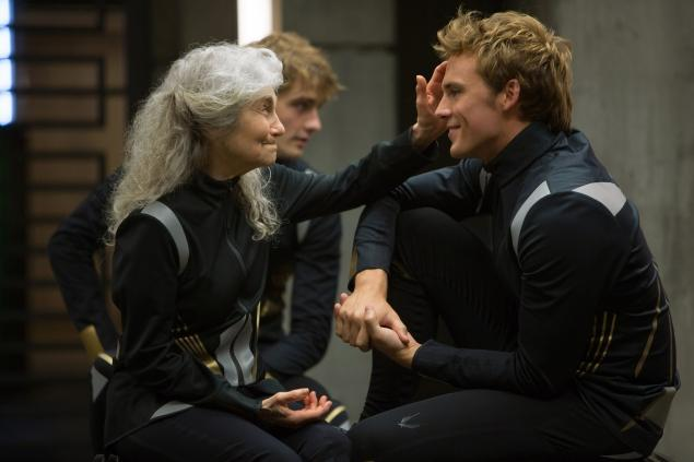 Mags and Finnic... The Hunger Games Wiress