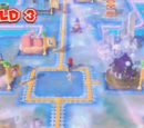 Worlds in Super Mario 3D World