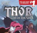 Thor: God of Thunder Vol 1 19.NOW