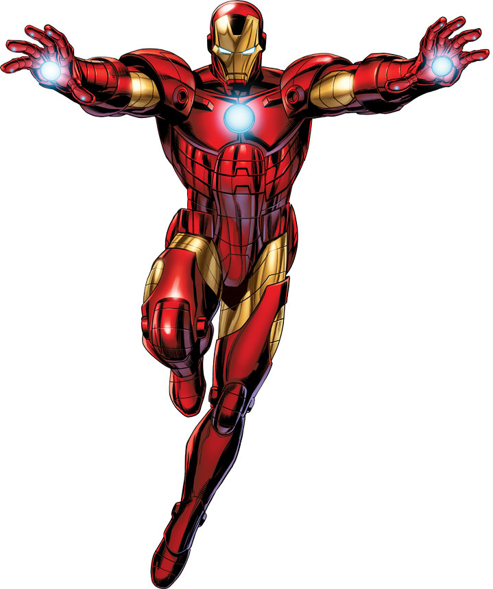 Iron man animated avengers - photo#2