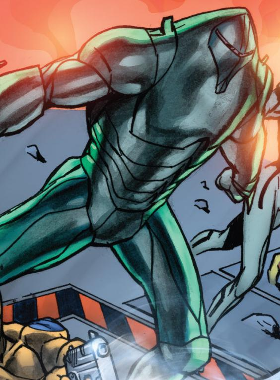 David Cannon Earth 616 Marvel Comics Database