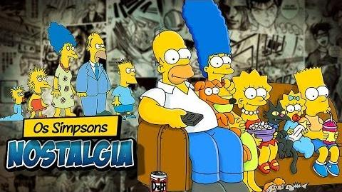 OS SIMPSONS - Nostalgia
