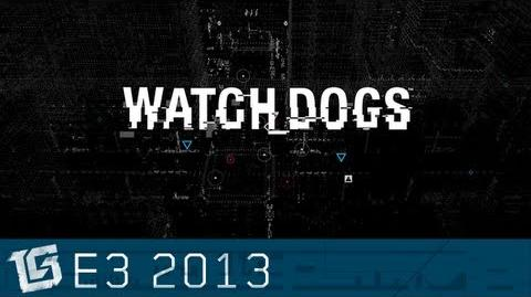 Watch Dogs - Exposed - Official E3 2013 Trailer