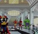 Avengers Mansion/Foyer