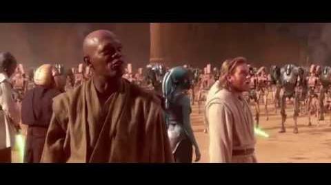 Star Wars Episode II Battle of Geonosis