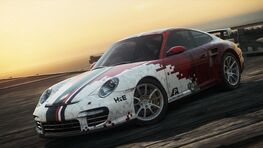 porsche 911 gt2 997 at the need for speed wiki need for speed series info. Black Bedroom Furniture Sets. Home Design Ideas