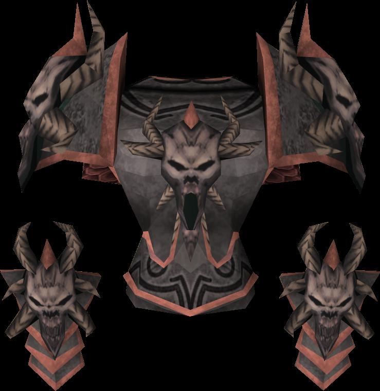 Malevolent cuirass - The RuneScape Wiki
