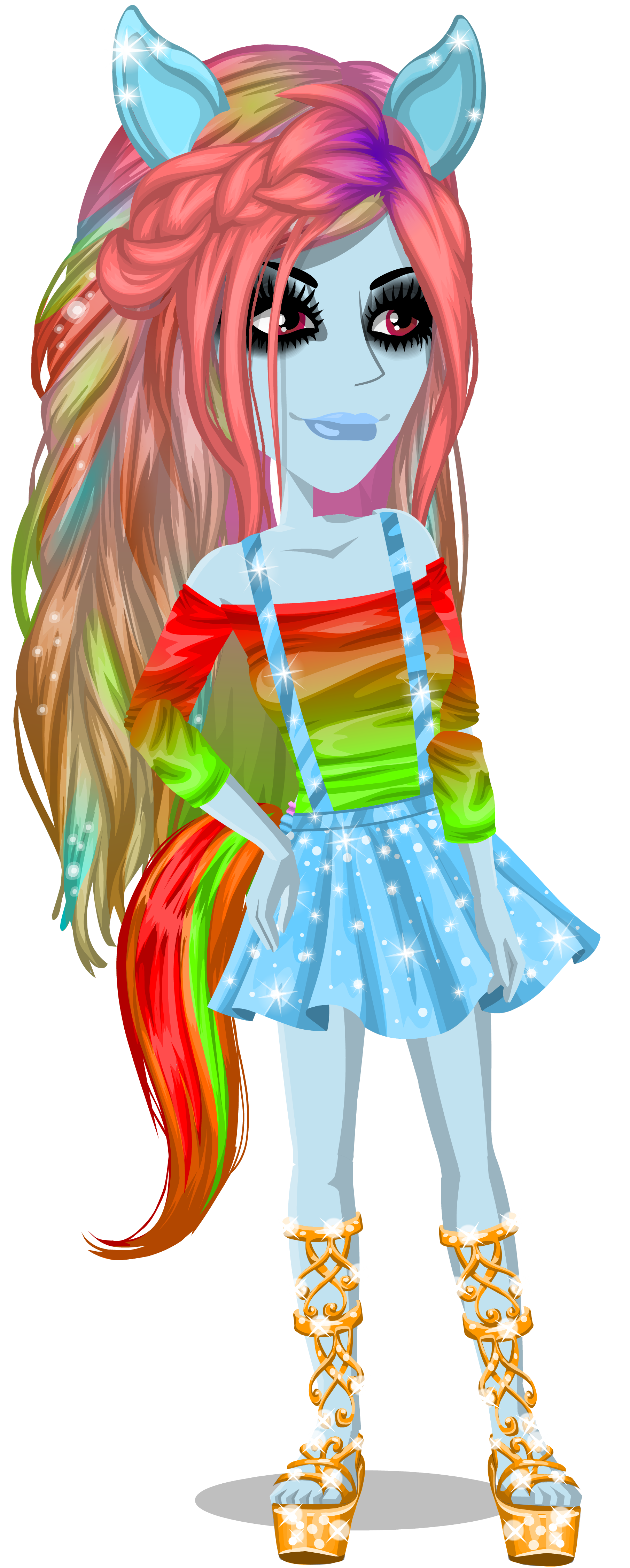 rainbow dash is awesome moviestarplanet wiki. Black Bedroom Furniture Sets. Home Design Ideas